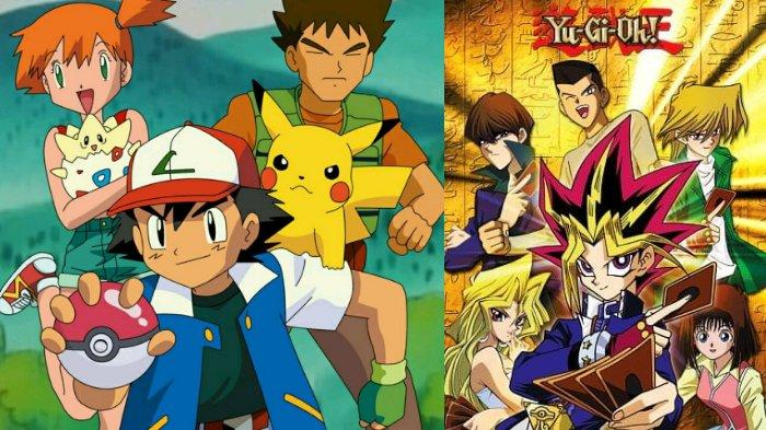5 Serial Anime Mirip dengan Pokemon yang Wajib Ditonton, dari Yu-Gi-Oh! hingga Digimon