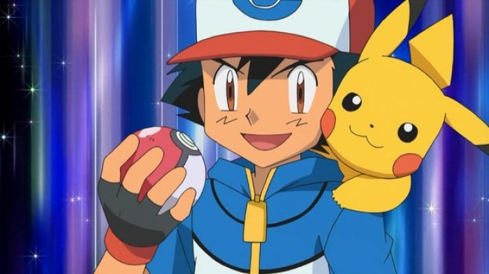 Pokemon, salah satu anime fantasi terbaik