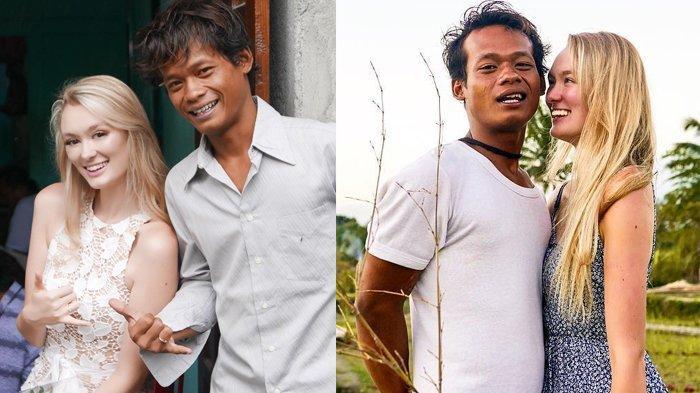 Sempat Menghilang, Polly Alexandria Istri Nur Khamid Balik ke Indonesia, Wajahnya Kini Jadi Sorotan