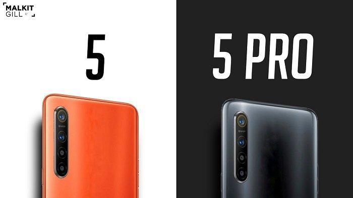 Ponsel Realme Quad-Camera Terbaru Siap Diluncurkan, Realme X Pro dan Realme 5?