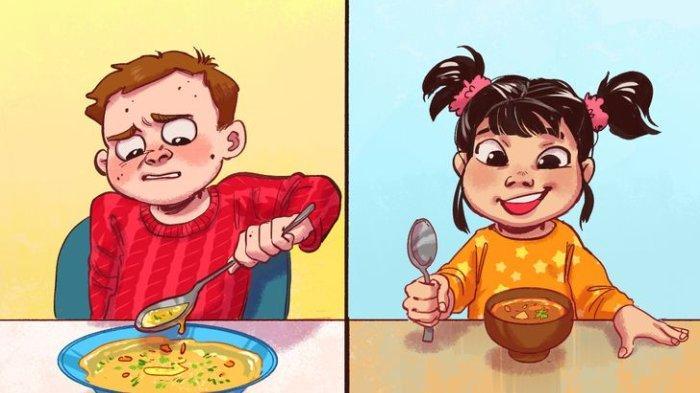 5 Cara Orang Jepang Ajari Anak-anak Mereka Agar Lahap dan Tidak Pilih-pilih Makanan