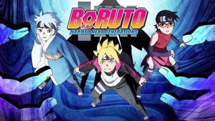 Jangan Nonton di Situs Ilegal, Anime Boruto Subtitle Indonesia Bisa Ditonton Gratis & Legal di iQIYI