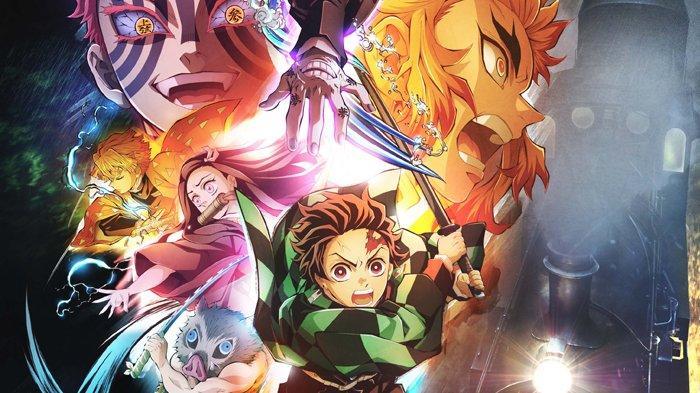 Link Nonton Anime Demon Slayer: Kimetsu no Yaiba - Mugen Train Arc Episode 1 Gratis & Legal