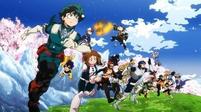 Musim 5 Telah Berakhir, Anime My Hero Academia Tak Tayang Minggu Ini, Kapan Rilis Season 6?