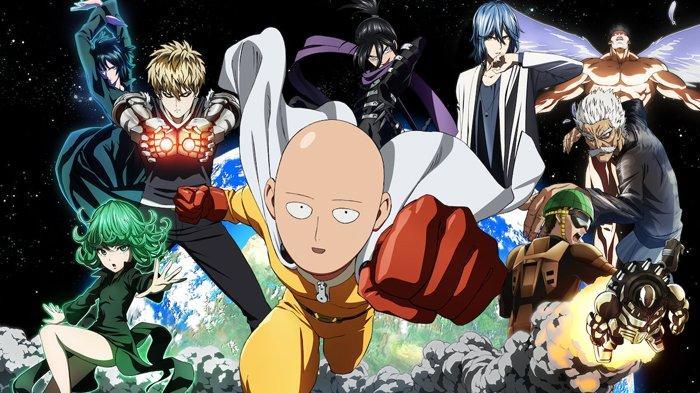 5 Anime Populer Besutan Studio Madhouse, Ada Saitama Si One Punch Man hingga Serial Death Note