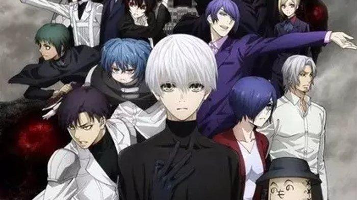 Apakah Anime Tokyo Ghoul akan Lanjut Season 5 atau Telah Berakhir? Penulisnya Malah Bikin Manga Baru