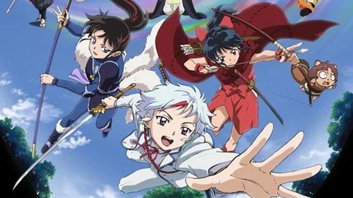 Link Nonton Episode Perdana Anime Yashahime: Princess Half-Demon Gratis dan Legal