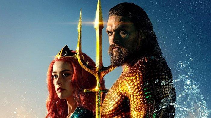 Promo Nonton Film Aquaman Buy One Get One di TIX ID, Berikut Ketentuannya!