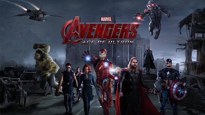 Poster Avengers: Age Of Ultron.