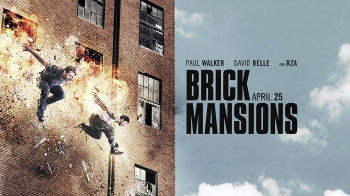 Poster Brick Mansions.