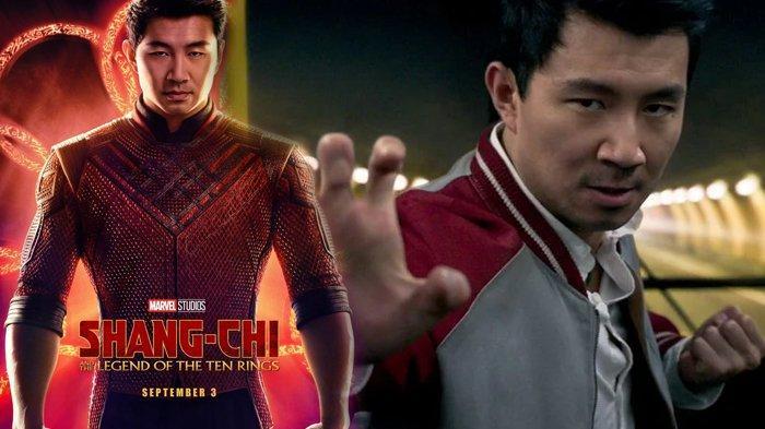 Poster dan teaser film Shang-Chi.