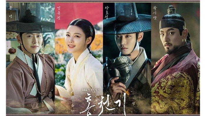 Pemeran drama Korea Lovers of the Red Sky