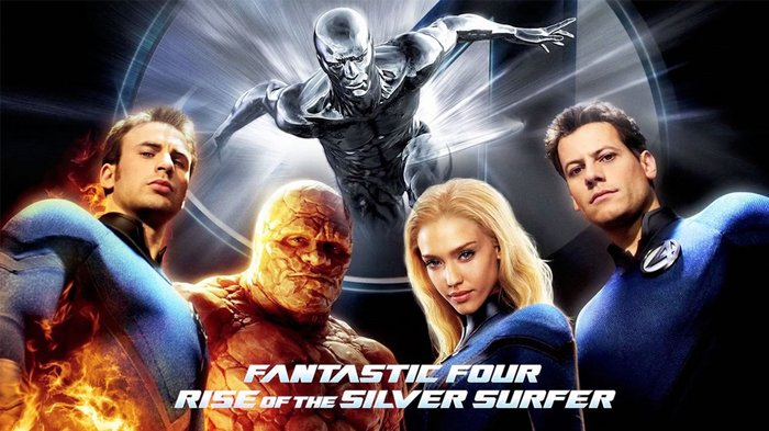Sinopsis Fantastic Four: Rise of the Silver Surfer, Muncul Musuh Makhluk Silver, Saksikan Malam Ini