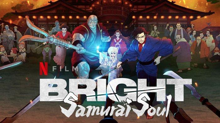 Sinopsis Film Anime Bright: Samurai Soul, Kisah Ronin Tayang di Netflix Mulai 12 Oktober 2021