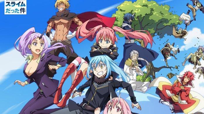 5 Rekomendasi Anime Isekai Populer, Termasuk Serial That Time I Got Reincarnation as a Slime