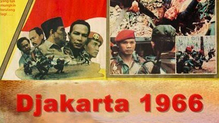 Sinopsis Film Djakarta 1966 Bioskop Trans TV Malam Ini 19.30 WIB, Lahirnya Supersemar