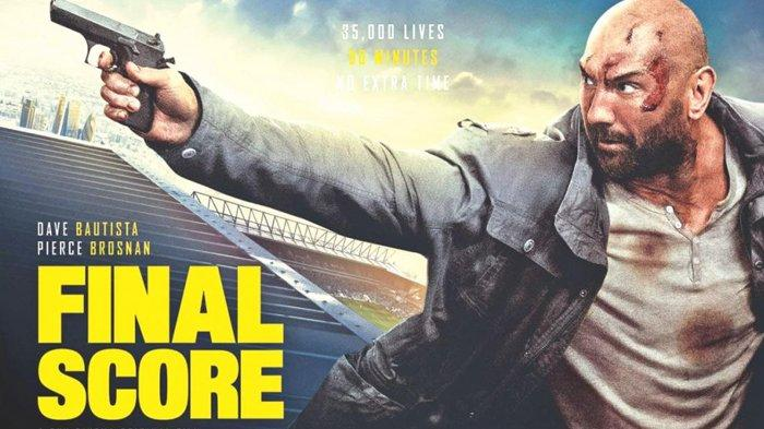 Poster film Final Score.