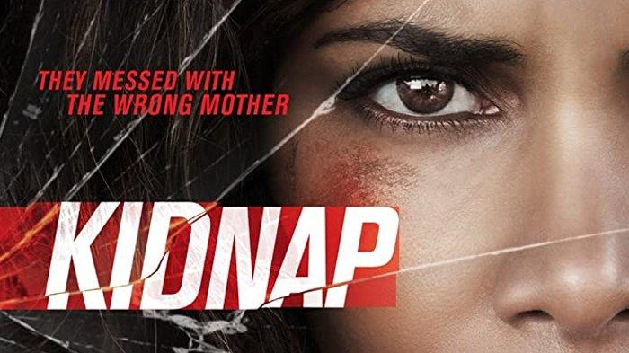 Poster film Kidnap, dibintangi Halle Berry.