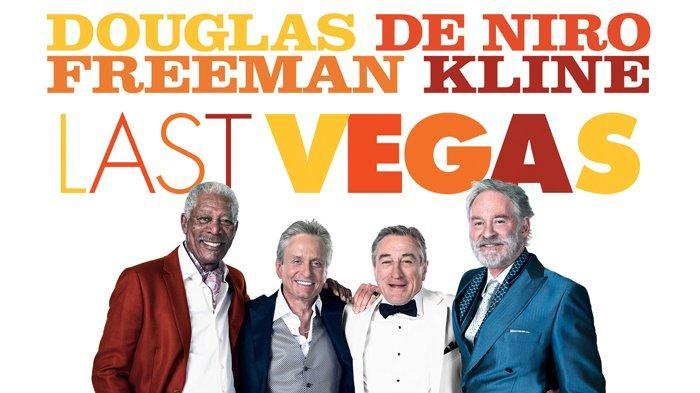 Poster film Last Vegas, tayang di Bioskop Trans TV hari ini.