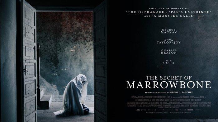 Poster film Morrowbone.