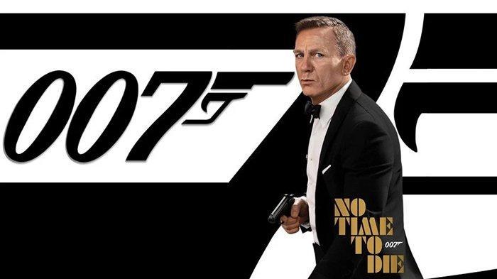 Fakta Menarik Film James Bond: No Time To Die, Penampilan Terakhir Daniel Craig sebagai 007