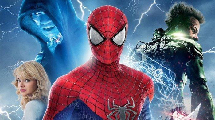 Sinopsis Film The Amazing Spider-Man 2 Bioskop Trans TV Malam Ini, Emma Stone sebagai Gwen Stacy
