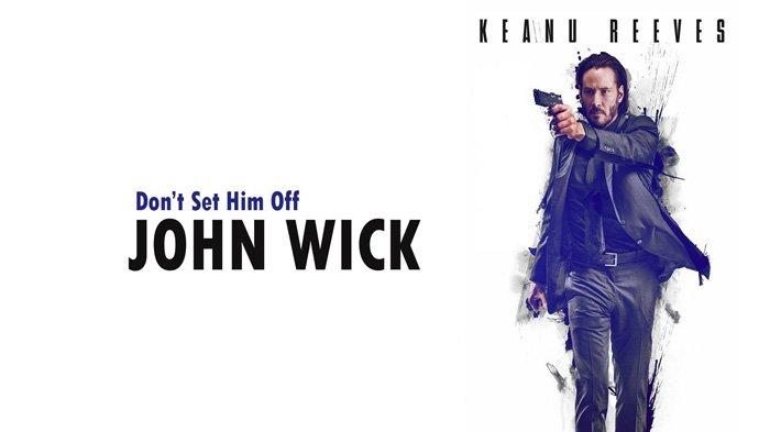 Poster John Wick.