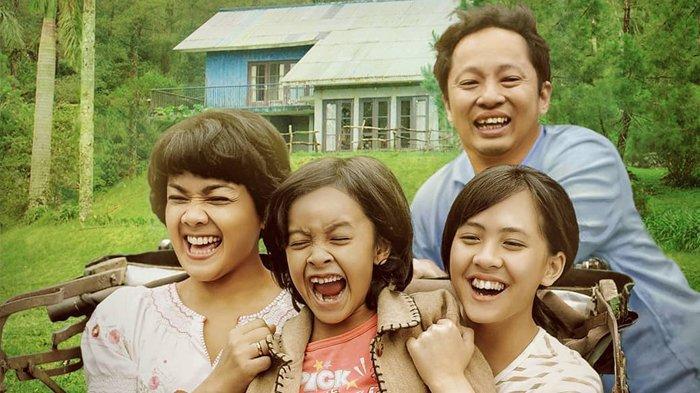 Sinopsis & Daftar Lengkap Pemain Film 'Keluarga Cemara', Kisah Tentang  Keseharian Keluarga Sederhana - TribunStyle.com