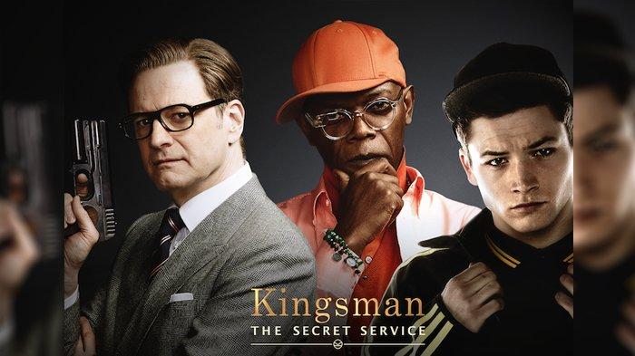 Poster Kingsman.