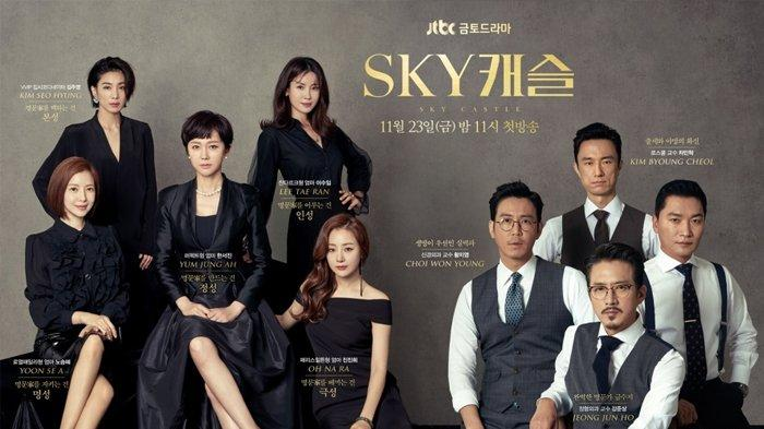 Sinopsis SKY Castle Episode 2 Tayang Selasa 16 April 2019 di TRANS TV, Lengkap Link Live Streaming!
