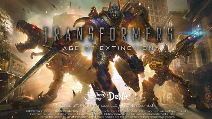 Poster Transformers: Age of Extinction