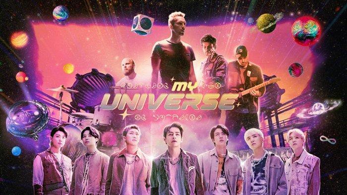 Video Musik 'My Universe' BTS x Coldplay Sudah Rilis, ARMY: 'Serasa Nonton Film Avengers'