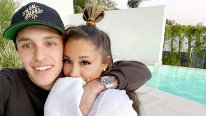 Tak Kalah dari Justin Bieber, Ini Profil Dalton Gomez, Suami Ariana Grande, Seorang Miliarder