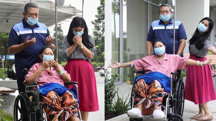 Kondisi Ani Yudhoyono Memburuk, Annisa Pohan Sempat Bagikan Potret Dampingi Sang Mertua