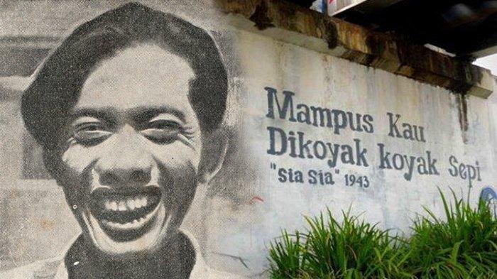Hari Puisi Nasional, Mengenang Chairil Anwar Lewat Sajak, Ini 7 Karya 'Si Binatang Jalang'
