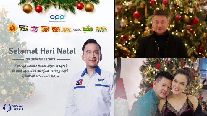 Beda Gaya Artis Rayakan Natal 2019, Foto Keluarga Ruben Onsu hingga Aksi Kocak Suami Melaney Ricardo