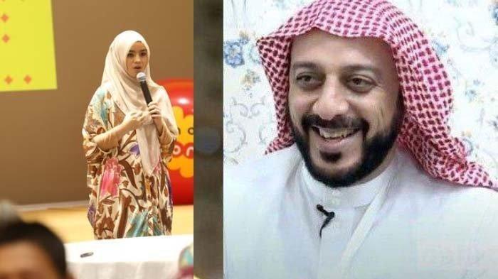 POPULER Sosok Deva Rachman Istri Ketiga Syekh Ali Jaber, Hal Ini  yang Membuatnya Begitu Istimewa