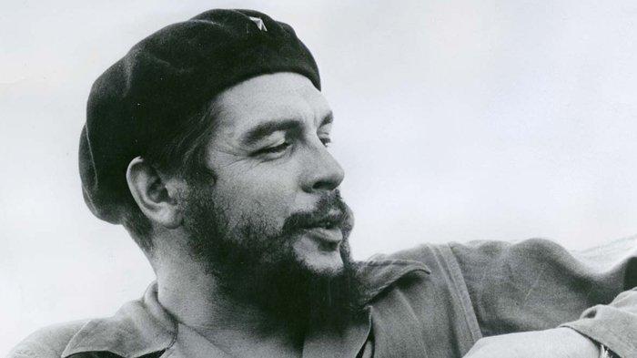 Potret Ernesto Che Guevara.