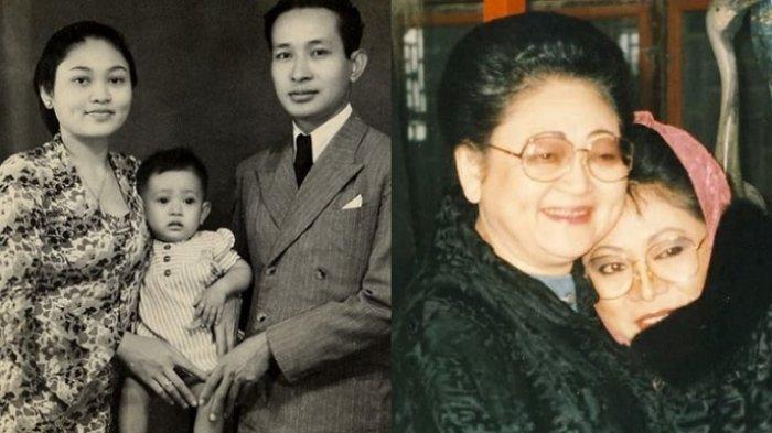 SEBELUM Wafat, Ibu Tien Sudah Beri Firasat Soeharto Bakal Lengser, Tapi Tak Ada yang Percaya