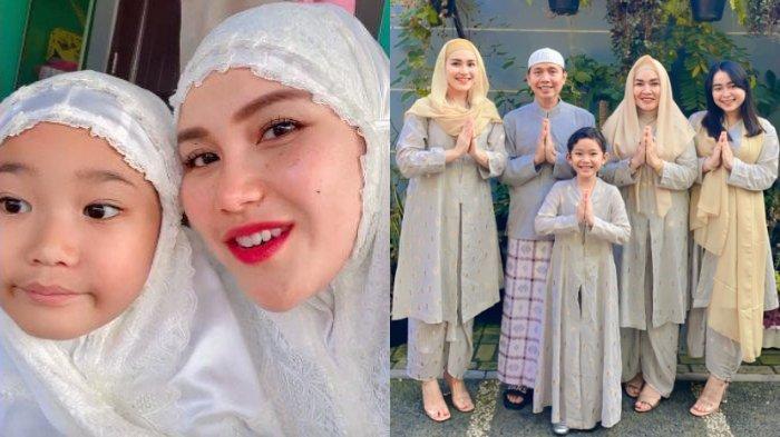 Potret Idul Adha Ayu Ting Ting
