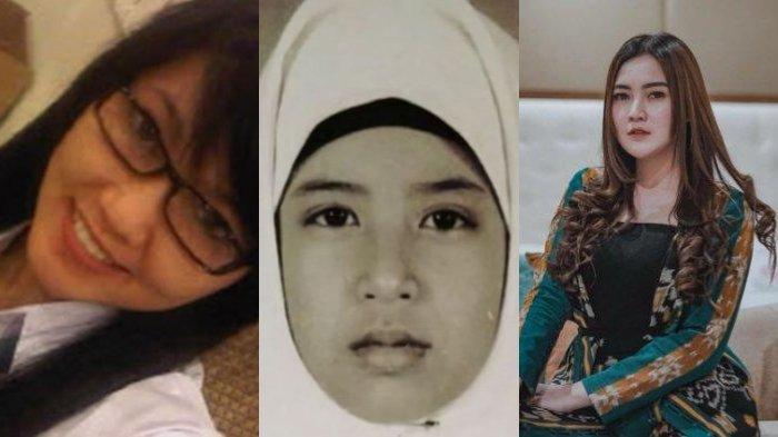 Potret jadul Via Vallen, Dewi Perssik dan Nella Kharisma