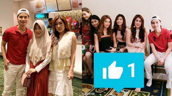 Momen Imlek, Potret Kebersamaan Alvin Faiz dengan Keluarga Istri Larissa Chou Curi Perhatian