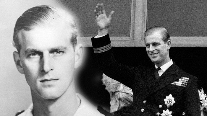 Potret Masa Muda Pangeran Philip, Suami Ratu Elizabeth II Sang Duke of Edinburgh, Gagah dan Tampan