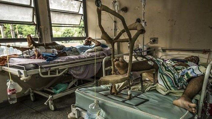 POPULER Rumah Sakit Termiris Sedunia, Tanpa Listrik & Air Bersih, Pasien Terlantar Minim Perawatan