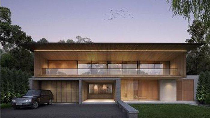 SUPER MEWAH Desain Rumah Baru Rezky Aditya dan Citra Kirana Bak Rumah Sultan