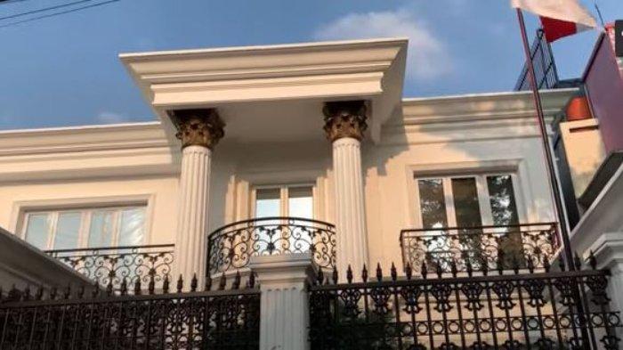 Potret rumah mewah Ivan Gunawan.