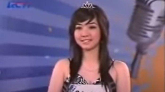Potret saat Gisel pertama kali audisi Indonesian Idol 2008
