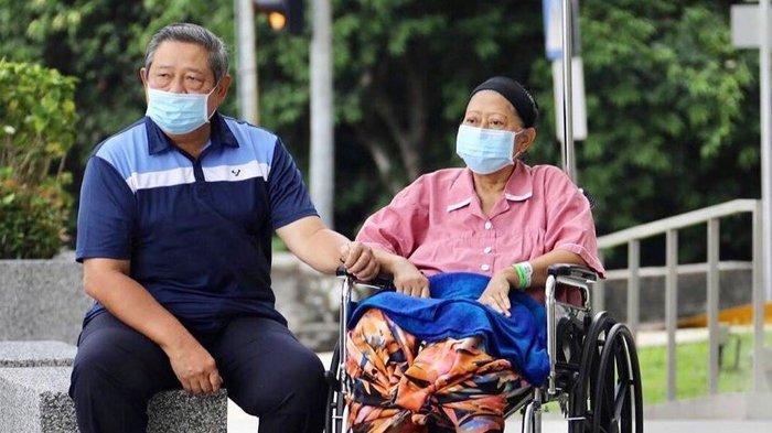 SELAMAT Ulang Tahun SBY Hari Ini 9 September 2021 Ke-3 Kali Tanpa Ani Yudhoyono, Cinta Terpisah Maut