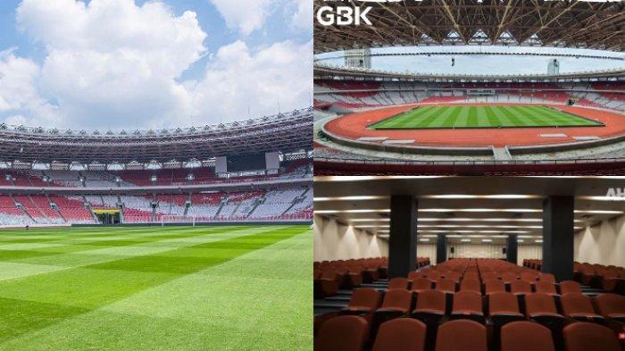 Budget Rp 650 Juta Nikah di GBK, 7 Potret Megah Stadion Kebanggaan Indonesia: Ada Kaca Anti Peluru