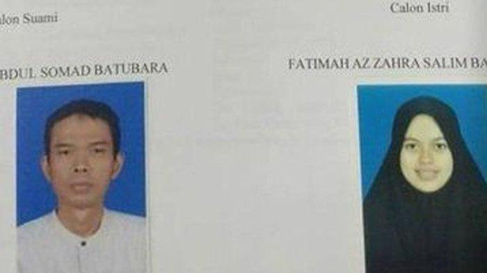BAKAL Punya Mantu Ustaz Abdul Somad, Ibu Fatimah Curhat ke Ketua RW, Anak Akan Dinikahi Dai Kondang
